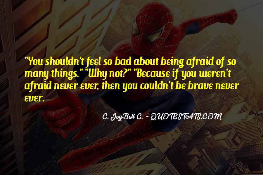 C Joybell C Quotes #522463