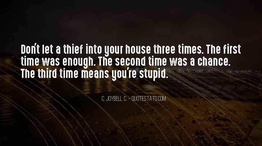 C Joybell C Quotes #523038