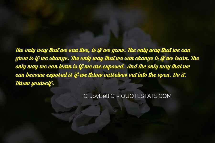 C Joybell C Quotes #580137