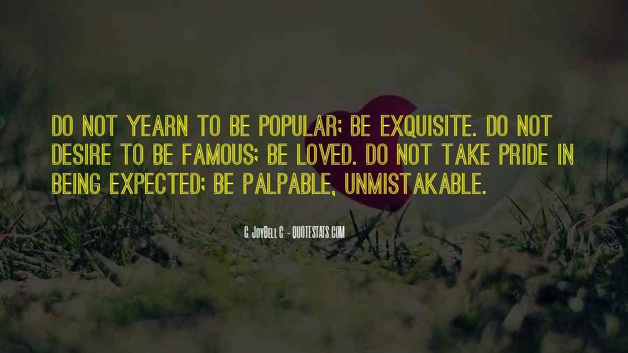 C Joybell C Quotes #625927