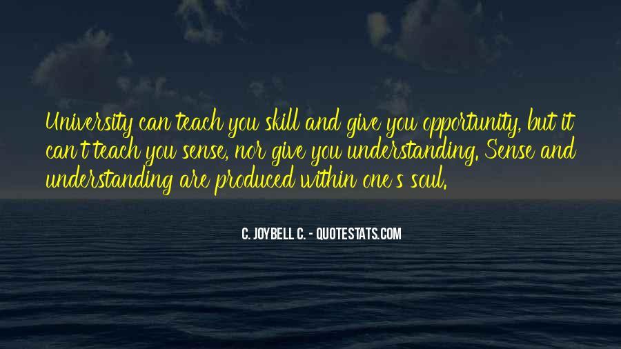 C Joybell C Quotes #656239