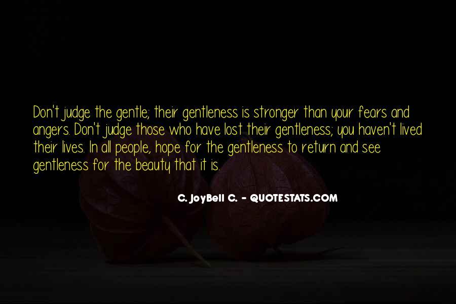 C Joybell C Quotes #736035