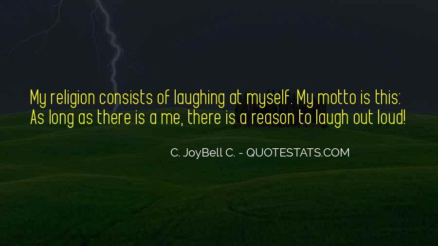 C Joybell C Quotes #848601