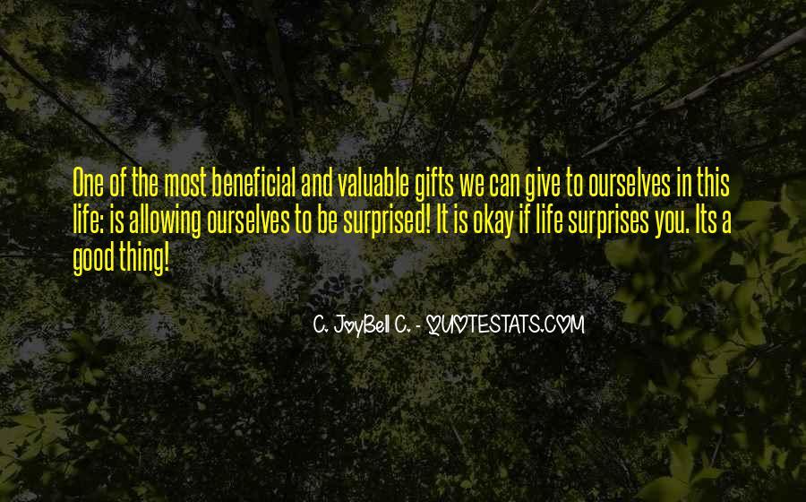 C Joybell C Quotes #858821