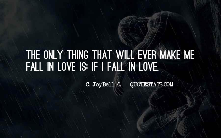 C Joybell C Quotes #868710