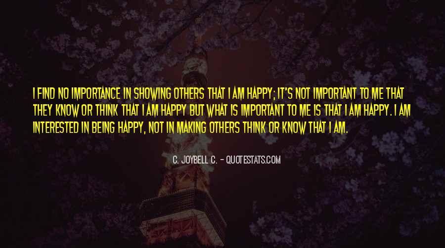 C Joybell C Quotes #926779
