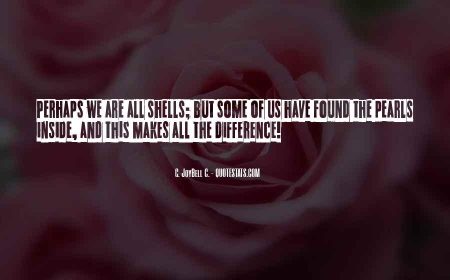 C Joybell C Quotes #928718