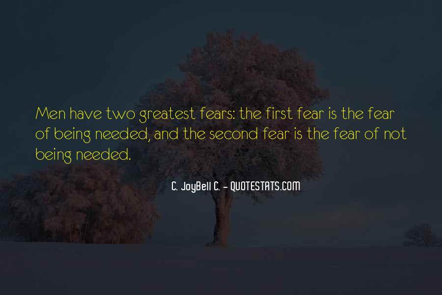 C Joybell C Quotes #940279
