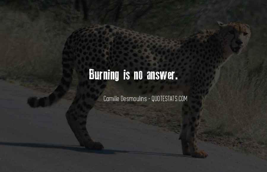 Camille Desmoulins Quotes #1048498