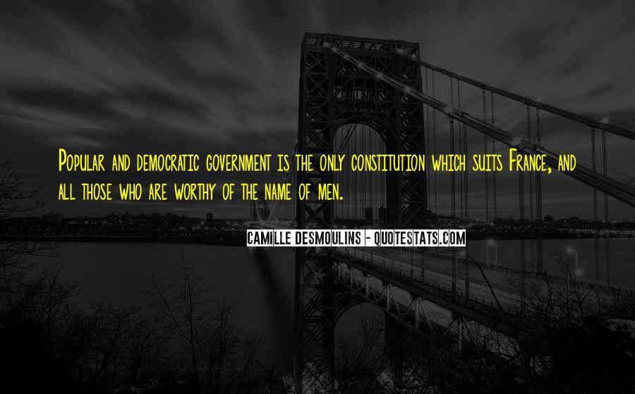 Camille Desmoulins Quotes #1304231