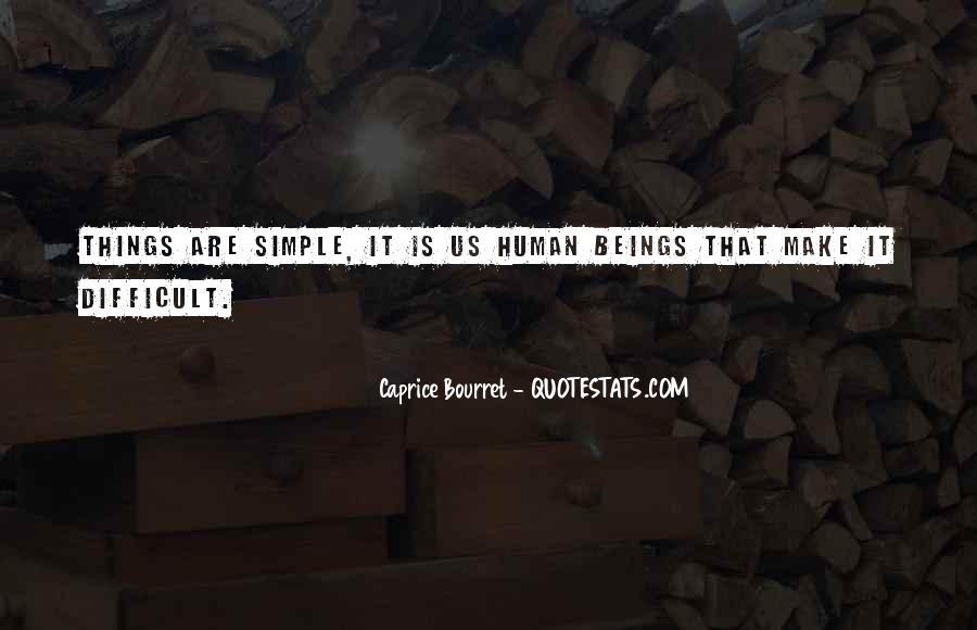 Caprice Bourret Quotes #1114622