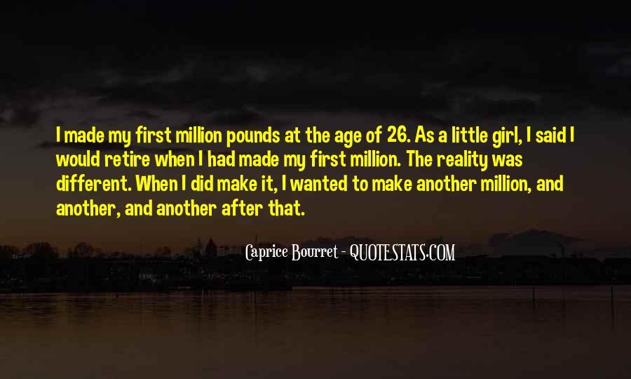Caprice Bourret Quotes #1479985