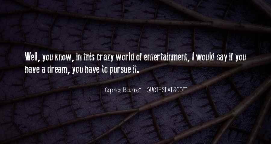 Caprice Bourret Quotes #199068