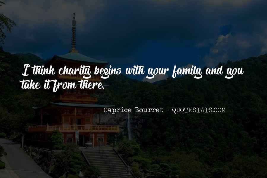 Caprice Bourret Quotes #496696