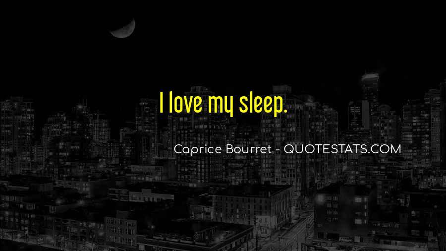 Caprice Bourret Quotes #59791