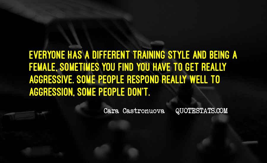 Cara Castronuova Quotes #1284274