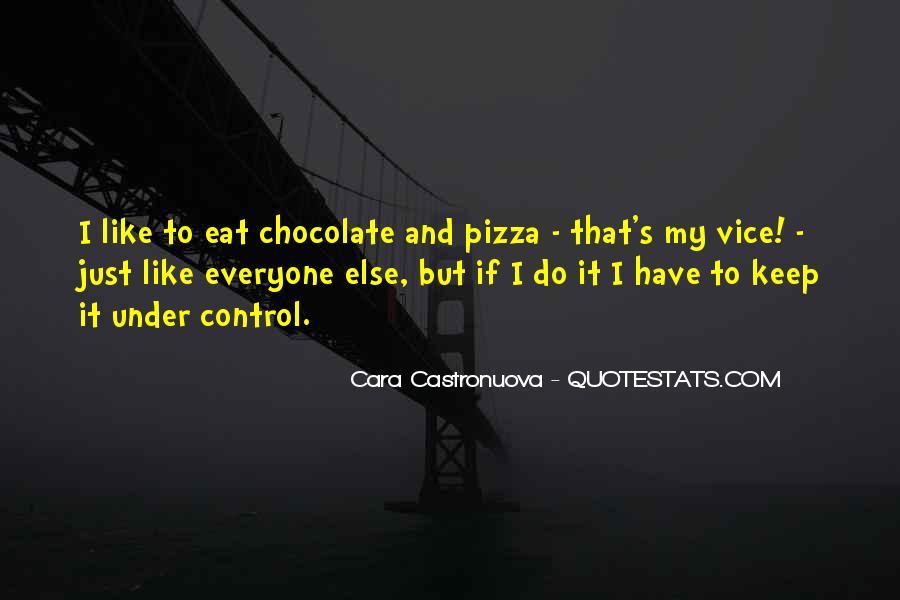 Cara Castronuova Quotes #227774