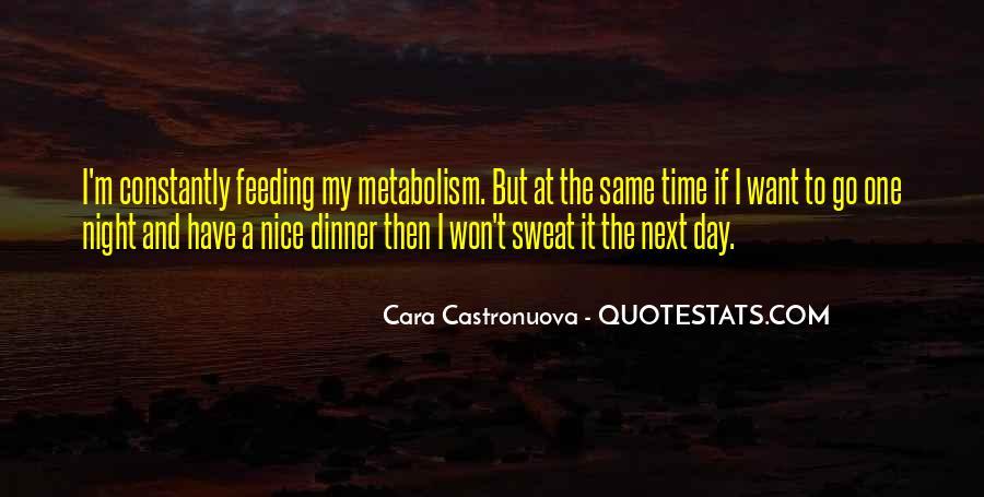 Cara Castronuova Quotes #421468
