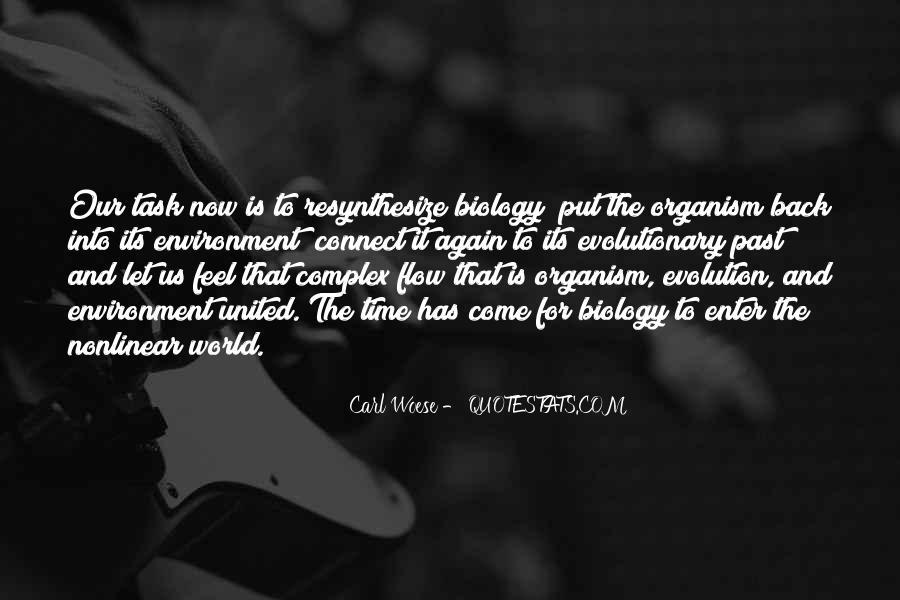 Carl Woese Quotes #1173005