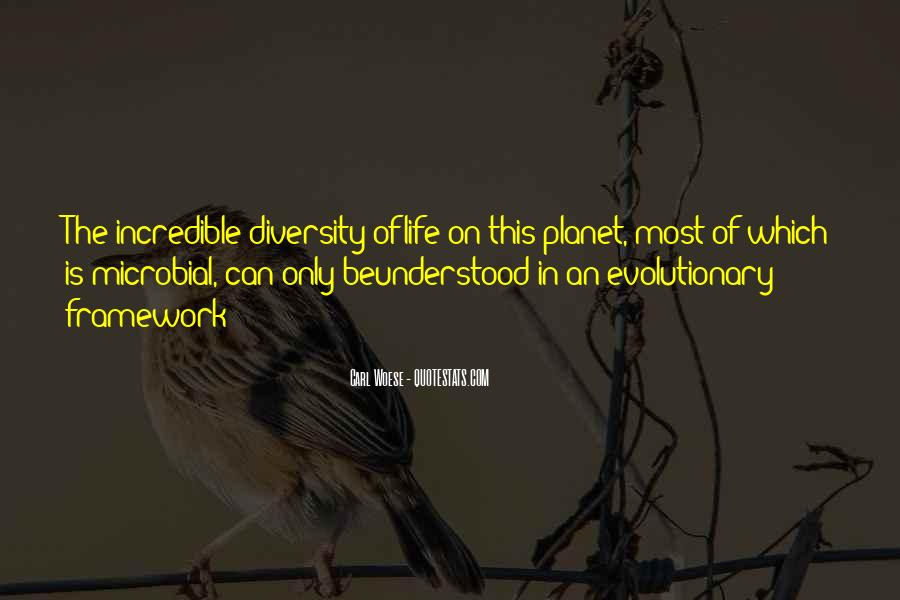 Carl Woese Quotes #672478
