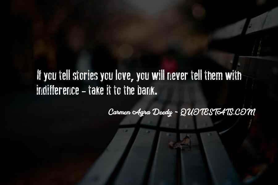 Carmen Agra Deedy Quotes #1075473