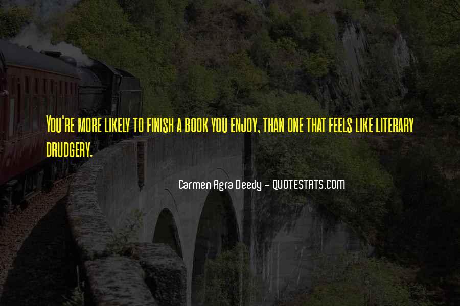 Carmen Agra Deedy Quotes #1439148
