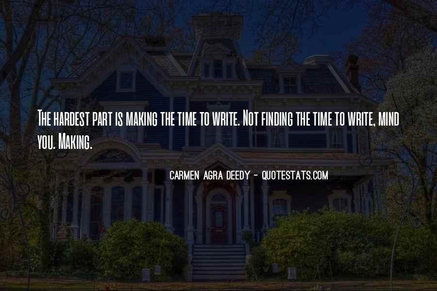 Carmen Agra Deedy Quotes #461249