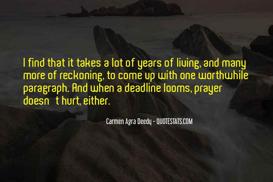 Carmen Agra Deedy Quotes #85530