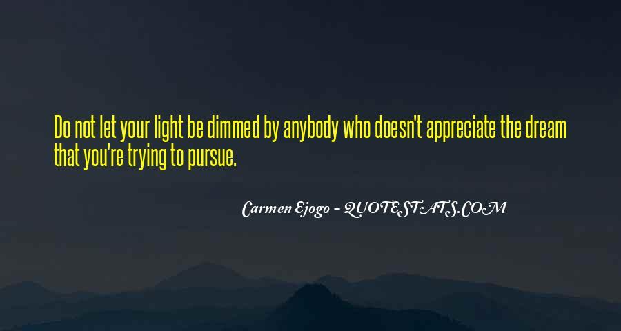 Carmen Ejogo Quotes #1306248