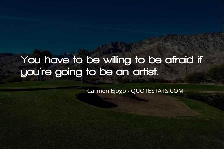 Carmen Ejogo Quotes #1482533