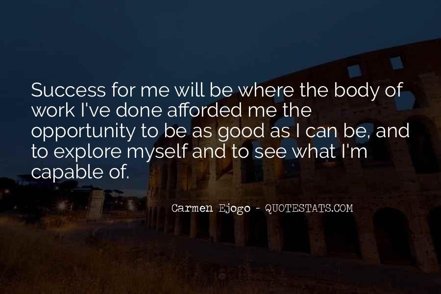 Carmen Ejogo Quotes #1502295