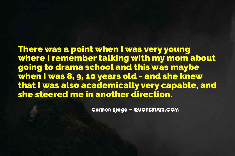 Carmen Ejogo Quotes #353076