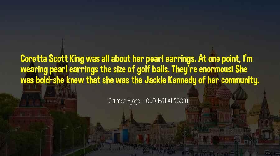 Carmen Ejogo Quotes #547652