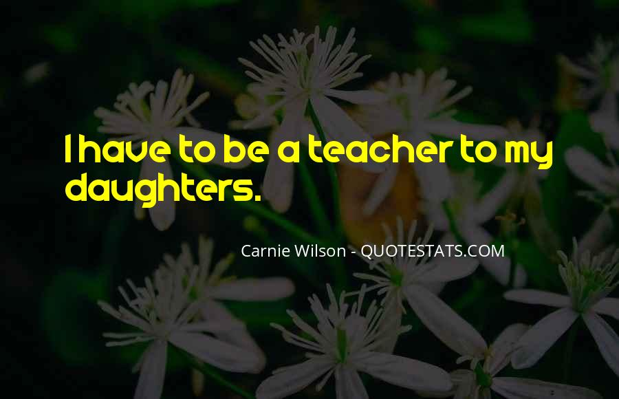 Carnie Wilson Quotes #1042446