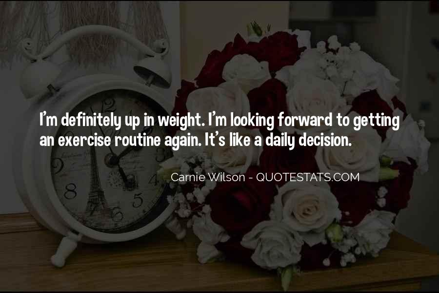 Carnie Wilson Quotes #1244025