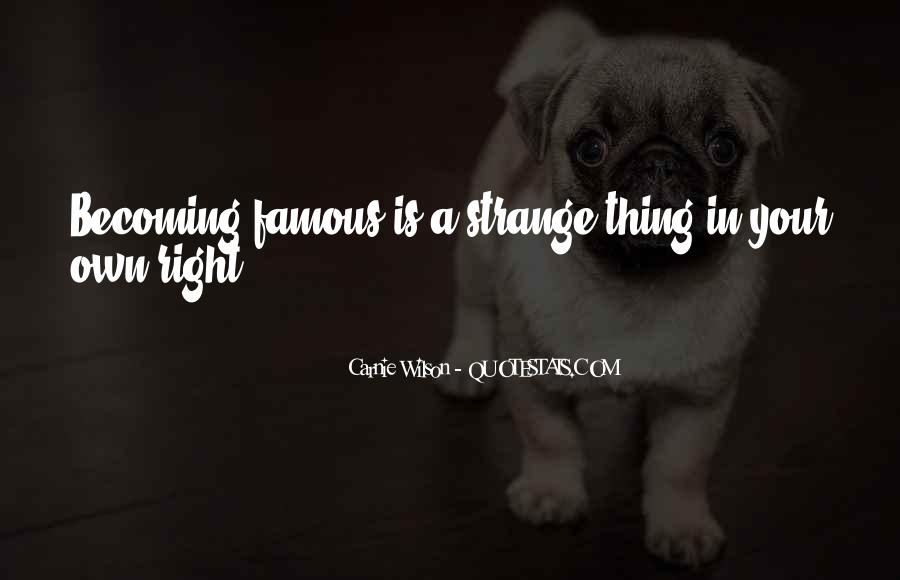 Carnie Wilson Quotes #1471575