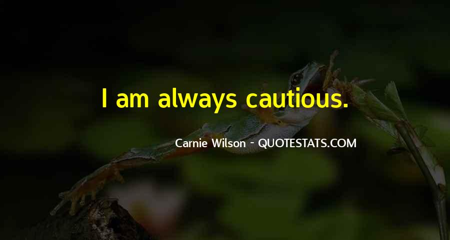 Carnie Wilson Quotes #252726