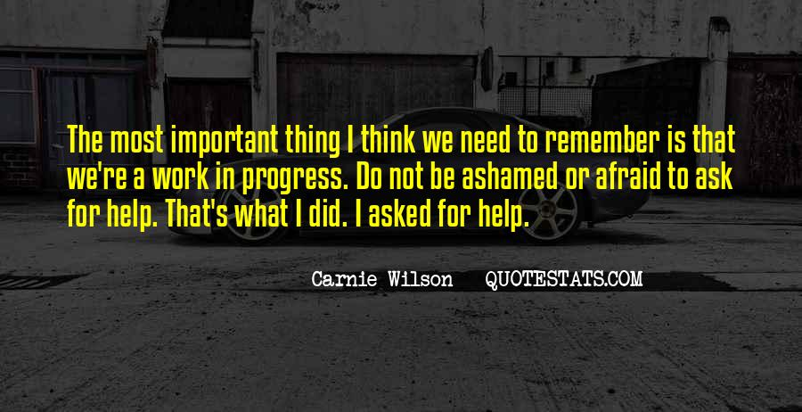 Carnie Wilson Quotes #379906