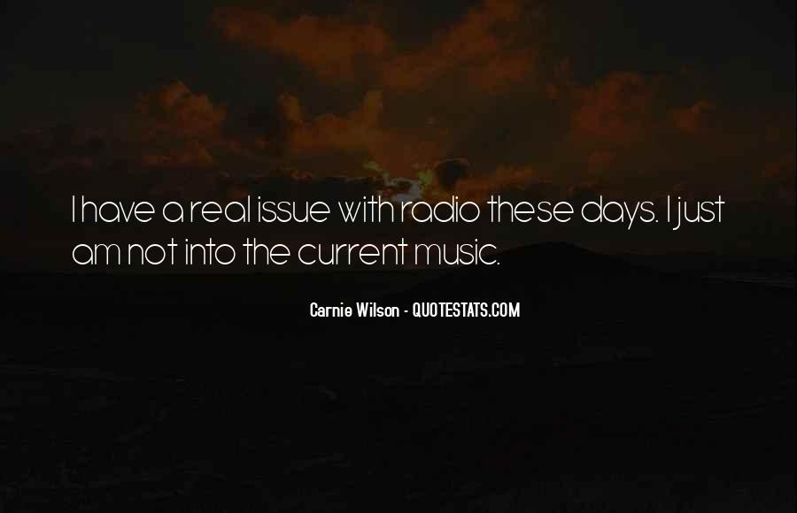 Carnie Wilson Quotes #436595
