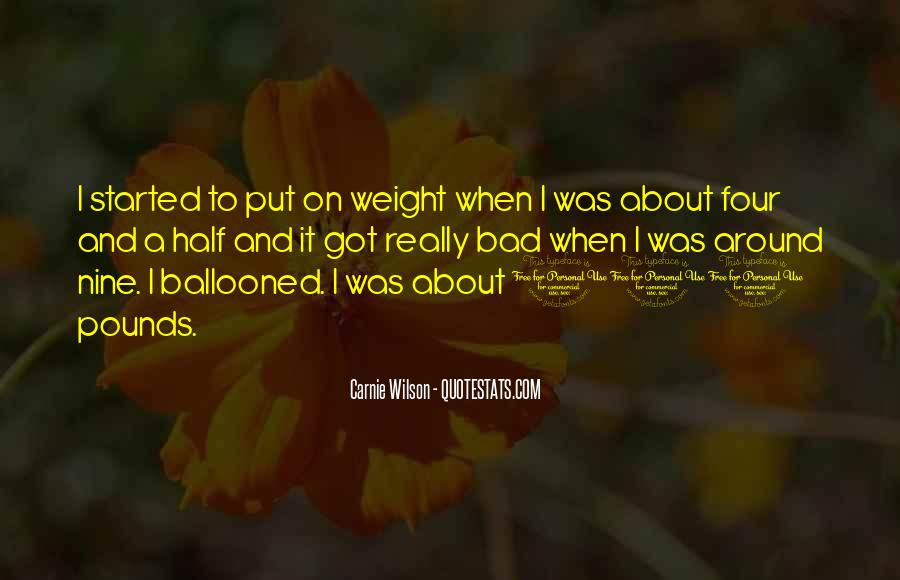 Carnie Wilson Quotes #613528