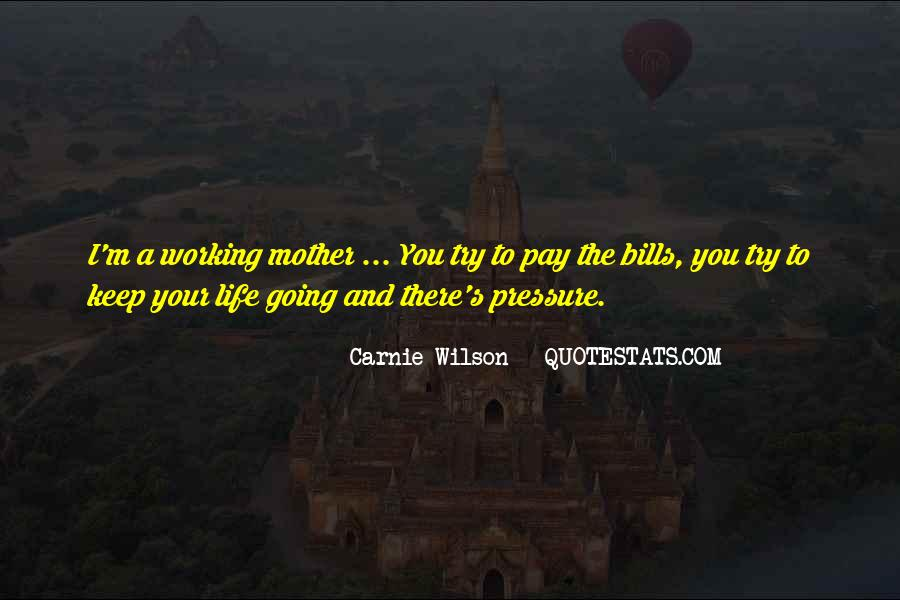 Carnie Wilson Quotes #700500