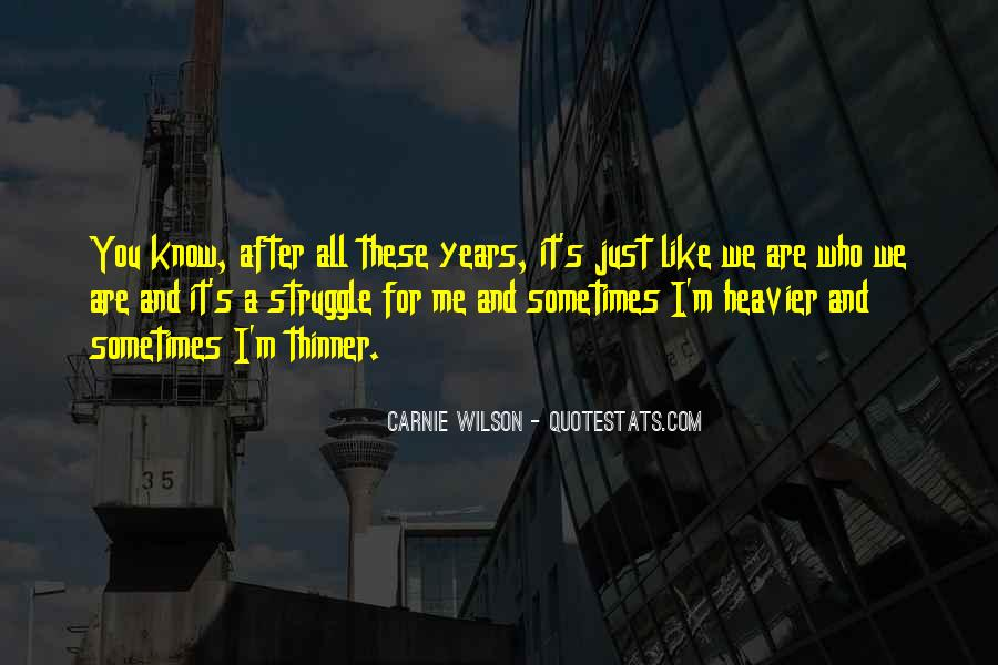 Carnie Wilson Quotes #724146