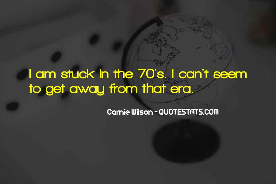 Carnie Wilson Quotes #734458