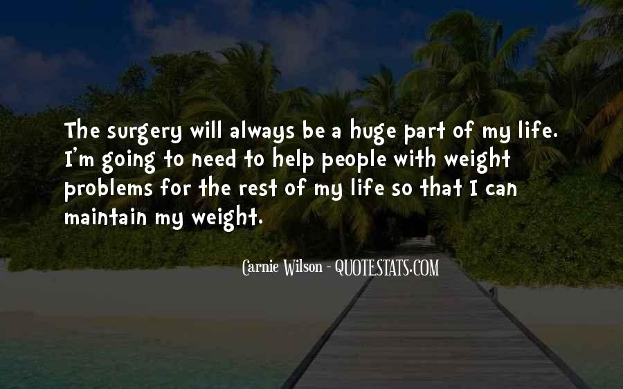 Carnie Wilson Quotes #770621