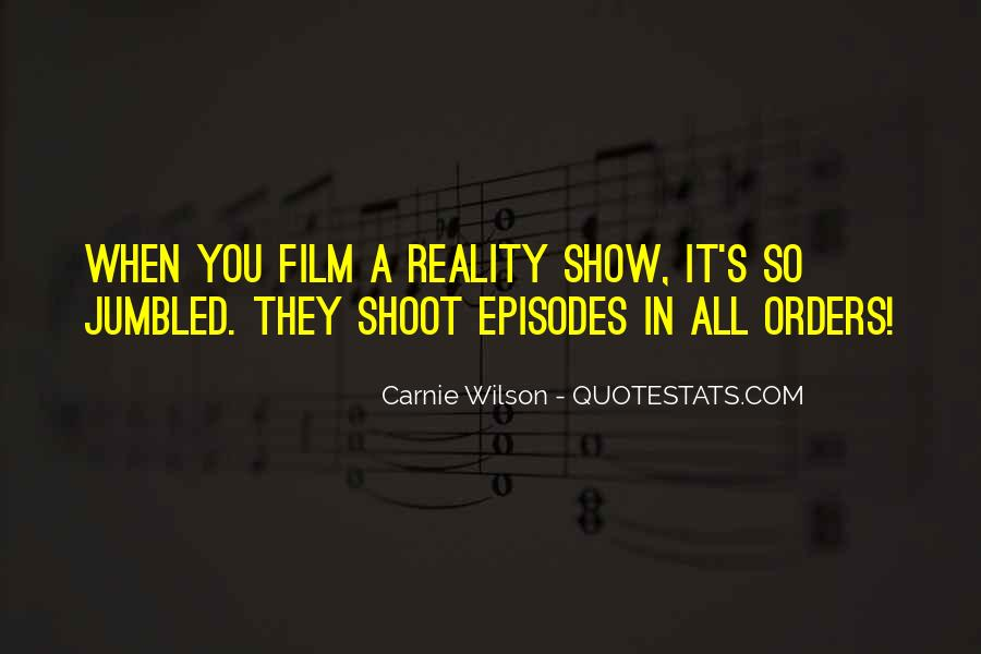 Carnie Wilson Quotes #897122