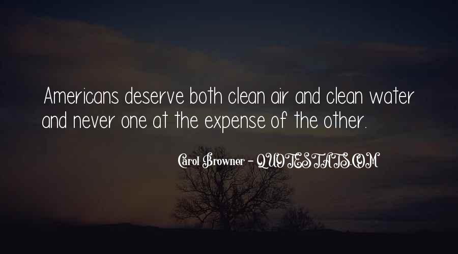 Carol Browner Quotes #1272959