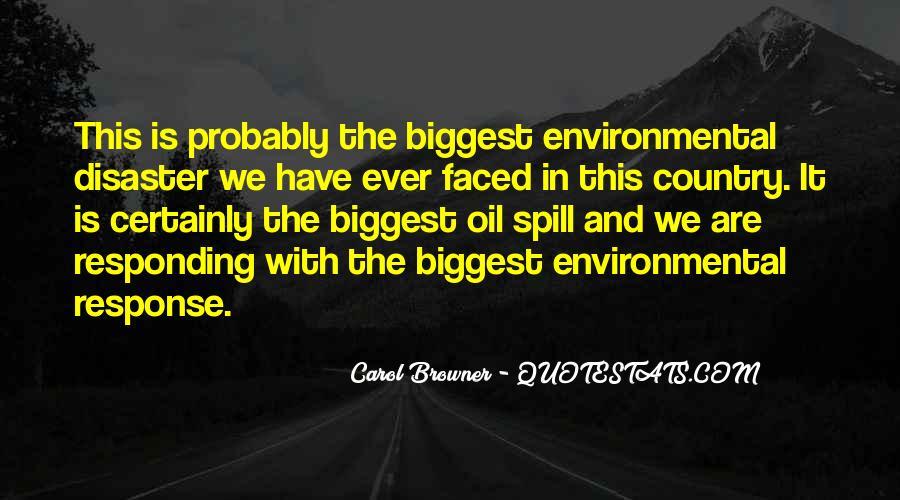 Carol Browner Quotes #1611878