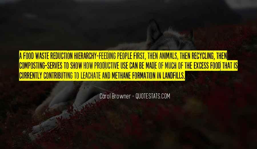 Carol Browner Quotes #669908