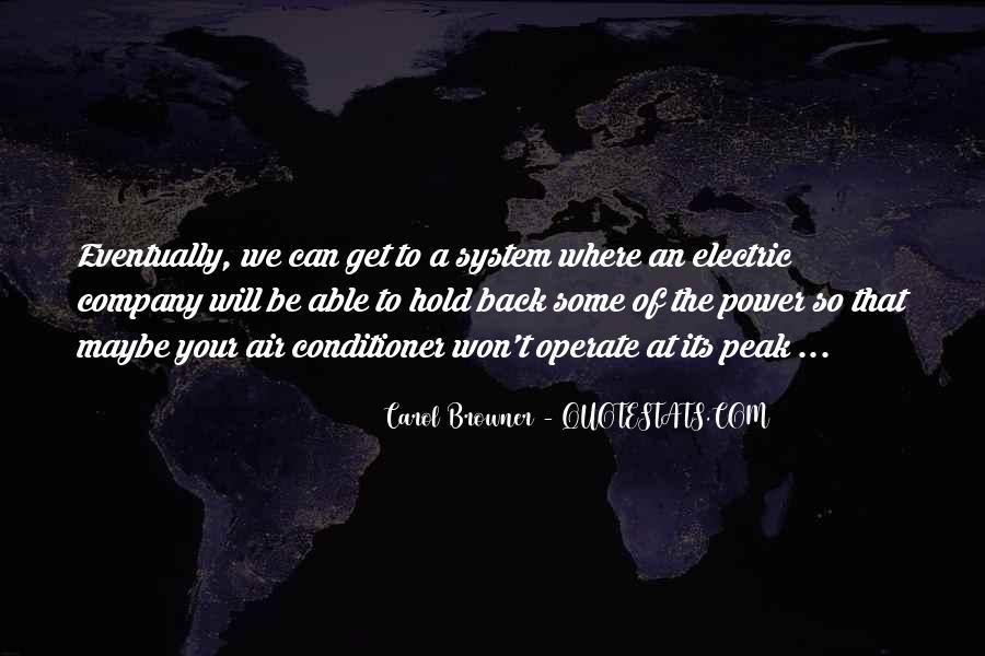 Carol Browner Quotes #962561