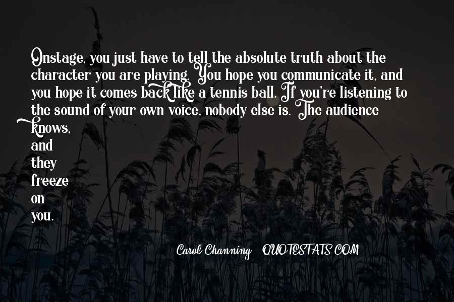 Carol Channing Quotes #1025070